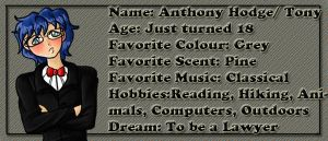 WoL - Anthony Profile by Miss-Mae
