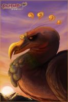 HeartGold: Ho-oh by Rodentruler