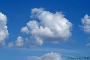 Clouds by friedapi