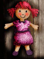 Emily's Doll color by Minueth