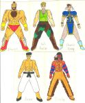 Street Fighters 2 by Darth-BAW