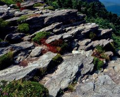 Grandfather Mtn Rock Fmtn 2 by rdswords