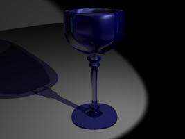 3D Goblet by supertailsfan