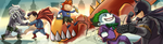 Scribblenauts Unmasked Contest Entry by victter-le-fou