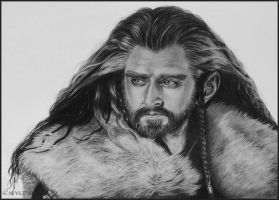 Thorin by scary-scenes