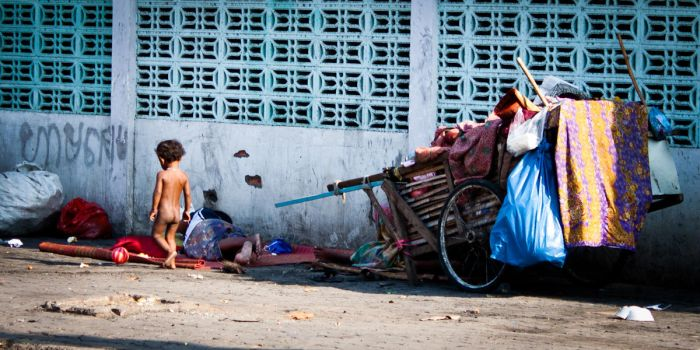 Poverty by Niv24