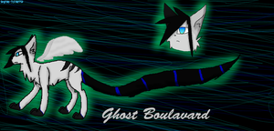 Ghost Boulavard by TheSlendermanIsHere