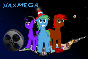 HaxMega MLP Stream by Jay6x