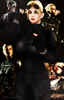 Cassie Cage by AthenaAsa