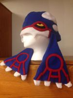 Kyogre Hat by lolpopcorn13