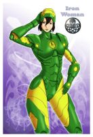Iron Woman : Agent of Hydra by singory