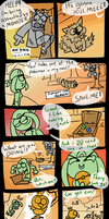Pokemon Emerald Nuzlocke: Flappy Version Page 3 by AndrewMartinD