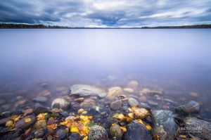Autumn Shore by Nitrok