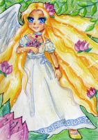 ACEO 4: Teleia by Solceress