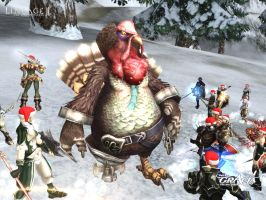 Lineage 2 - Turkey by Brownfinger
