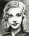 Ginger Rogers by liyaperfidious