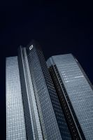 Deutsche Bank Towers FfM by vw1956