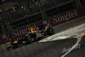 Singapore Grand Prix by ShinjiSG87
