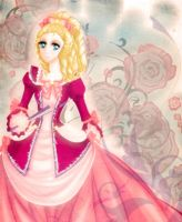 Rose of Versailles Marie by palnk
