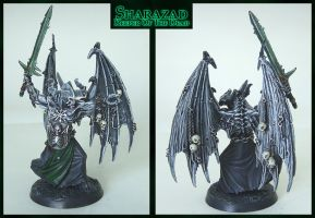 Sharazad Keeper Of The Dead by Proiteus
