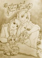 FMA- My Reason by amburger91