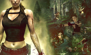 Tomb Raider Underworld by White-Magician