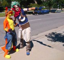 Jak and Daxter: Kill Shot by AngryLittleGnome