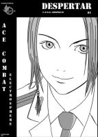 Ace Combat 3 Electrosphere. The unofficial manga by The-Piojolopez