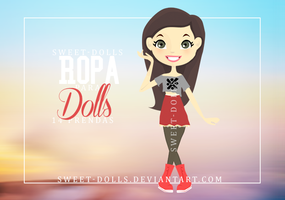 Pack De Ropa Para Tus Dolls by Sweet-Dolls