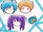 Color OCs SetB Chibi by TheAwesomeAki-kun