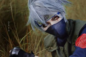 Kakashi Cosplay by MonCosplay