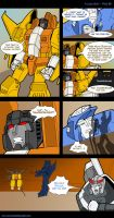 A Long Shot - Page 85 by Comics-in-Disguise