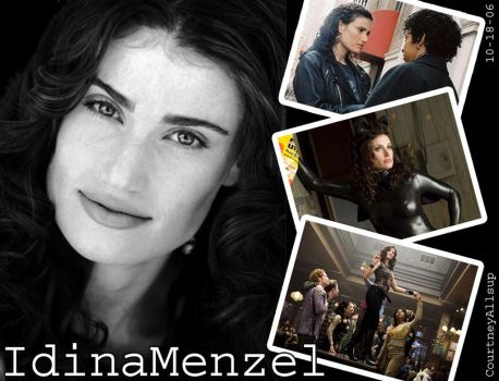 Idina Menzel RENT by courtster87