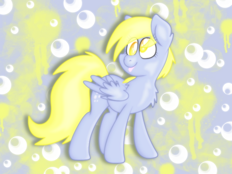 Derpy Hooves by PrismaticStars