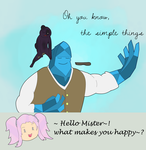 Q3. The Little Things by Ask-CottonDiamonds