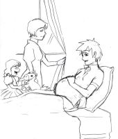 Growing Family by KLUCKY