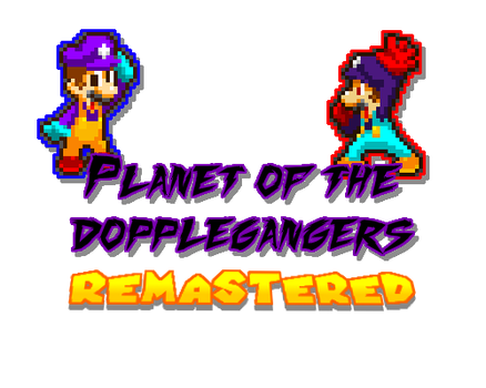 POTDG Remastered Logo Update! by Waluigifan32