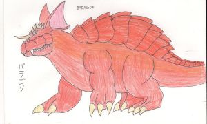 G Reborn BARAGON by KingShisa08