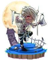 LoX- toilet paper mumMY by avodkabottle