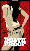 Death Proof Tribute vol.02 by craniodsgn