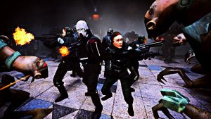 Human Error - Teammates to the End by CyRaX-494