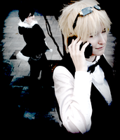 Durarara - Telephone by Sandrichan