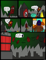 Crashing The Party page 1 by tgdrode123