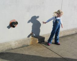 Shadow Squabble by smhill