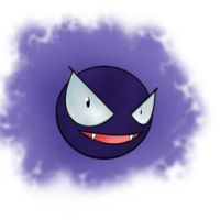 Gastly by Automb