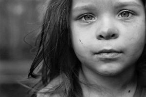 Portrait of the girl... by chachin