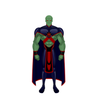 MyDCU2: Justice League: Martian Manhunter by BSDigitalQ