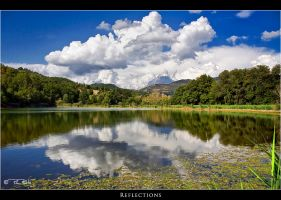 Reflections.. by Marcello-Paoli