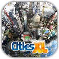 Cities XL Game Icon by Wolfangraul