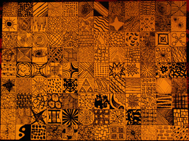 pattern tiles by dylanthedestroyer